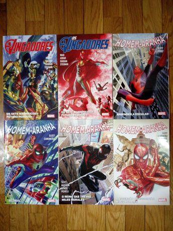 Lote Goody - Vingadores e Homem Aranha