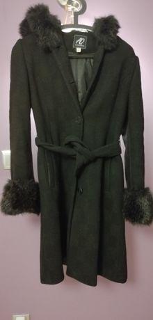 płaszcz damski rozmiar S ciepły