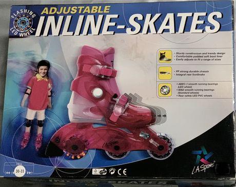 Patins em linha (Inline - Skates)