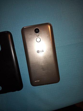 LG K10 2017 dual sim stan b.d.b.