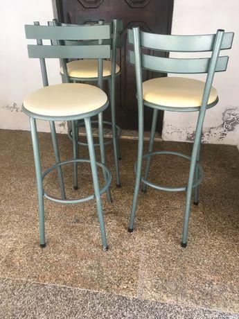Cadeira alta para bar
