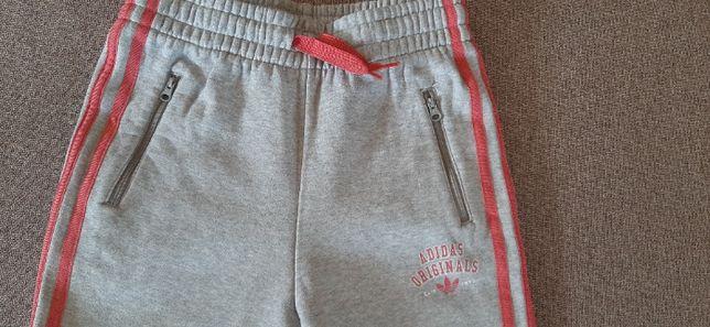 Штаны спортивные для девочки Adidas 11-12 лет оригинал