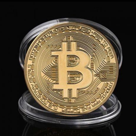 Биткоин монеты BITCOIN, BTC