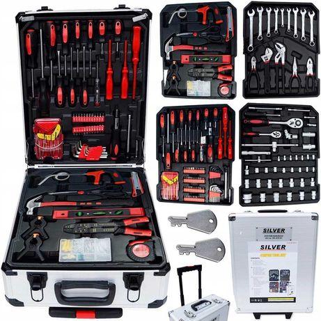 Zestaw narzędzi kluczy 419el walizka narzędziowa