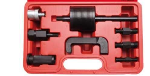 Kit Saca/Extrator Injectores 8 Pcs