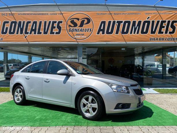 Chevrolet Cruze 1.6 GPL LS NACIONAL