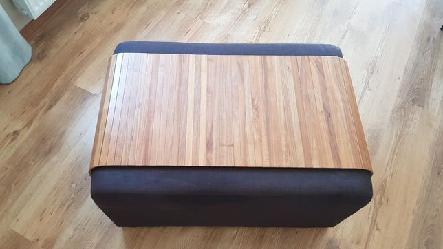 Puff / siedzisko/ stolik