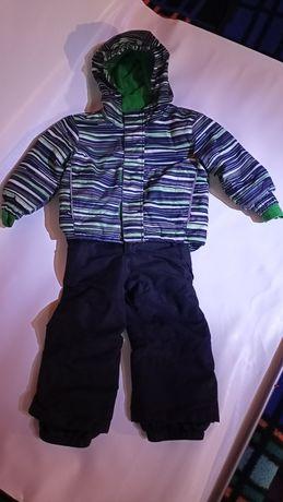 Комбинезон комплект штаны и куртка Lupilu на 2-3 года