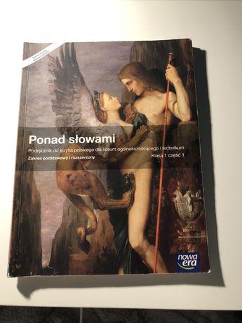 Ponad słowami- podręcznik do języka polskiego