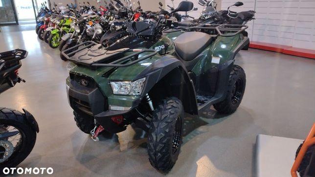 Kymco MXU 550i 2021 M&M Motocykle Wesoła / Dostępny od ręki