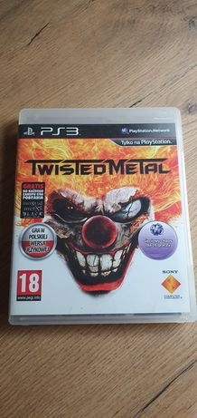 Twisted Metal (2012) Ps3 Gliwice