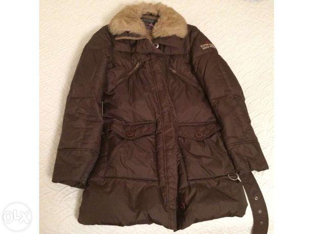Vendo casaco penas (parka) para senhora river woods
