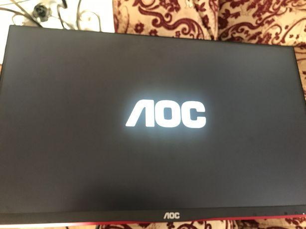"""Продам монітор 23.8"""" AOC 24G2U"""