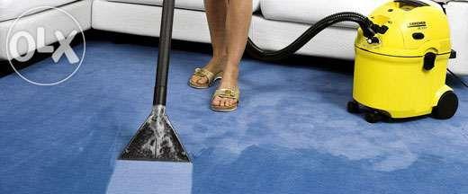 Pranie czyszczenie dywanów tapicerki meblowej Karcher >SOLIDNIE