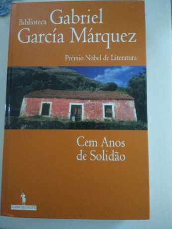 Cem anos de solidão, Gabriel García Márquez, Prémio Nobel da Literatur