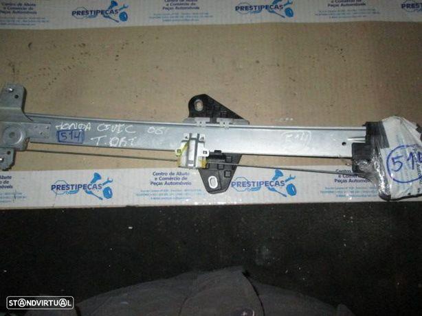 Elevador sem motor REF0514 HONDA / CIVIC / 2006 / 5P / TD /