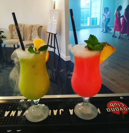 Usługi barmańskie   Barman - Mobilny bar - Drink bar - Suchy lód