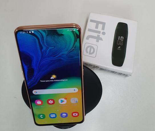 Samsung A80 com oferta de Samsung fit e