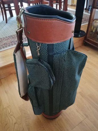 Przepiękna torba na kije golfowe