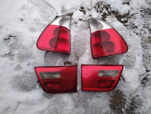Lampy tył komplet lift BMW e53 X5