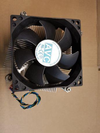 Wiatrak z radiatorem wiatraczek Lenovo 4pin wentylator Intel