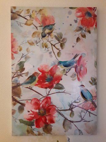 """Quadro - tela decorativa """"Spring"""""""