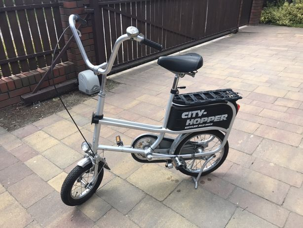 Rower Kettler Alu-Bike City Hopper