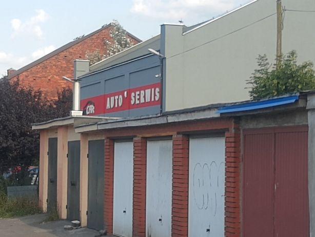 Sprzedam garaż murowany super lokalizacja Inowrocław !