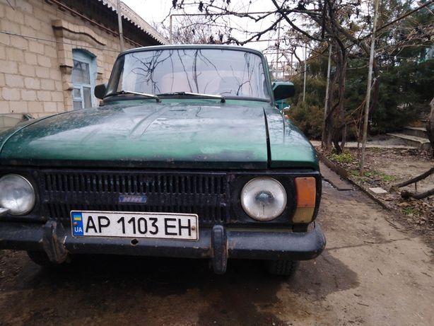 Москвич 412 ГБО вписан в тех паспорт