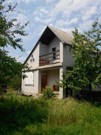 Обменяю 2х этажную дачу на Воронина на дом или квартиру  в Полтаве.