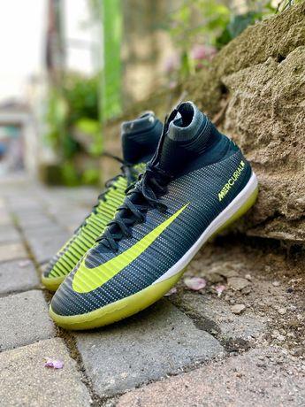 Футзалки/ бампы/ сороконожки Nike Mercurial,42 размер