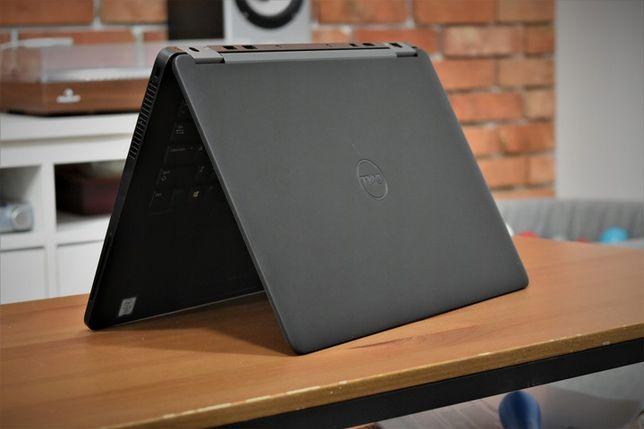 Laptop Poleasingowy Dell E7470|i5-6Gen|8GB DDR4|256GB|1920x1080|T-W10