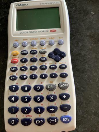 Máquina calcular gráfica
