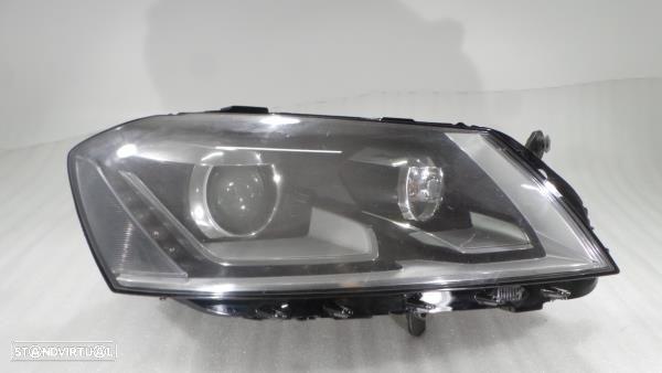 Ótica Dto Xenon Volkswagen Passat (362)