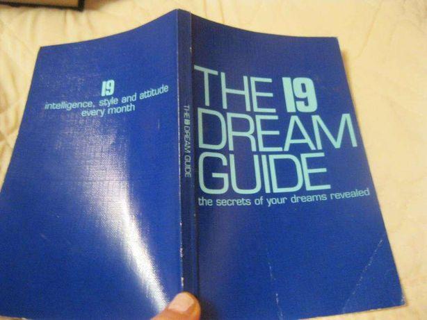 книга на английском языке the 19 dream guide секреты снов