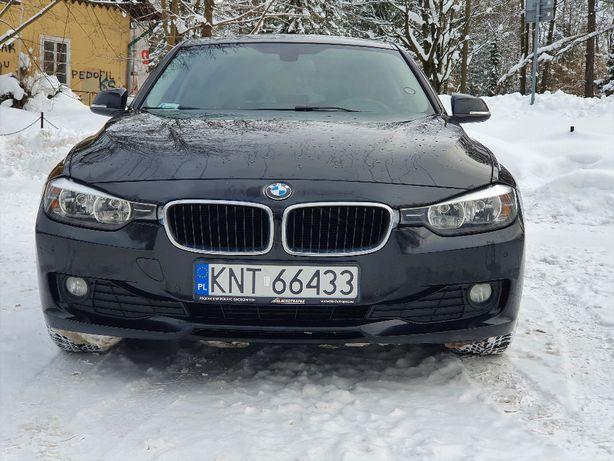 BMW F31 320D moc 163km Automat