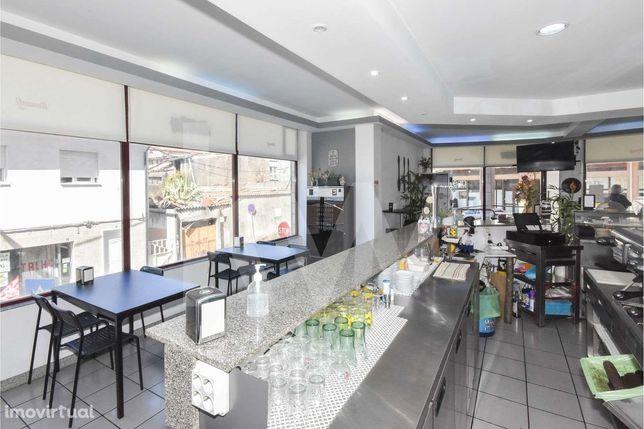Trespasse de Snack bar/Café - Rio Tinto, Centro - Excelente Negócio!!!
