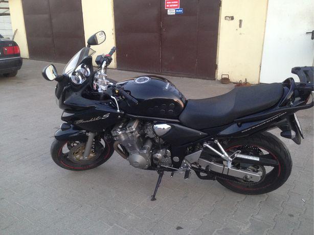 Suzuki GSF 600s Bandit