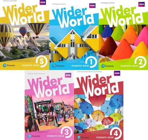 Wider World Starter, 1, 2, 3, 4 PDF