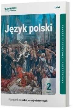 nowy polski 2. Podręcznik Część 1. Zakres podstawowy i rozszerzony.