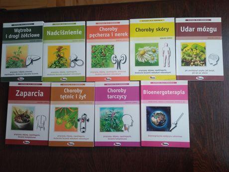 Natura dla zdrowia zestaw książek