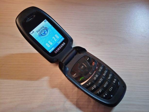 Роскладушка(жабка)Samsung C520+зарядка(хорошее состояние )