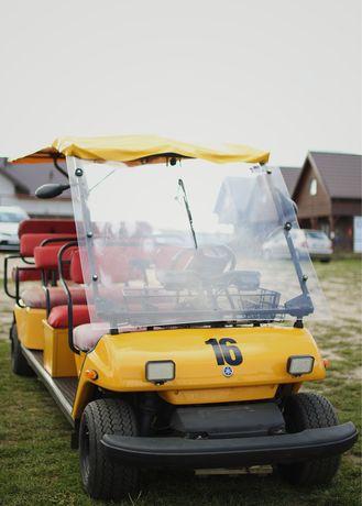Melex pojazd wolnobieżny bus Yamaha spalinowy