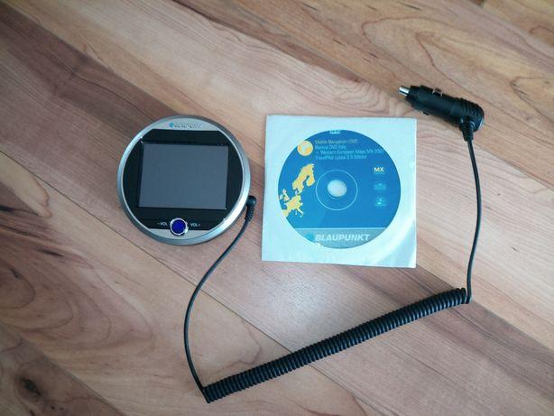 Gps blaupunkt com CDs de mapas como novo