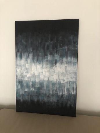 Nowoczesny obraz abstrakcja 60x80