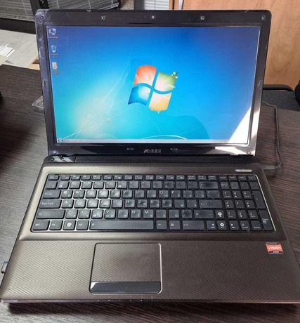 Ноутбук Asus K52D отлично подойдет для работы и учебы