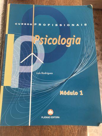 Livro de Psicologia Módulo 1- Cursos Profissionais, Plátano