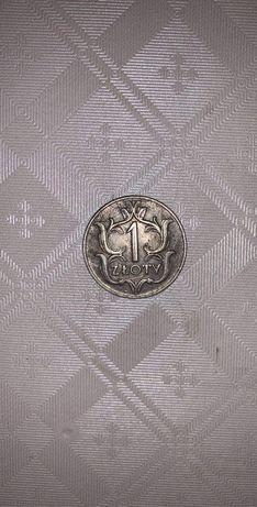 Złotówka z 1929-roku