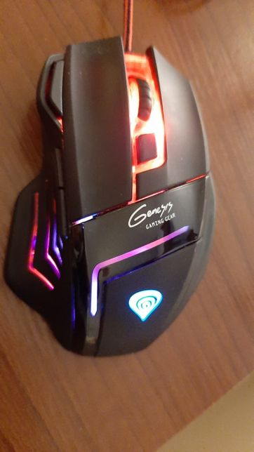 Mysz Gemingowa Genesis GX77