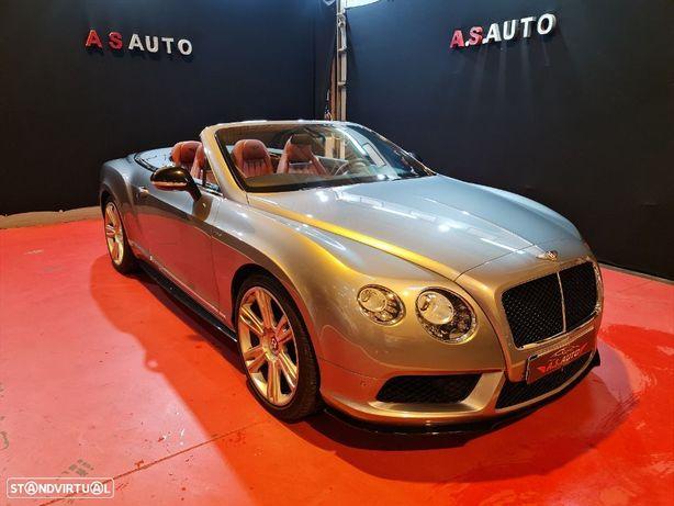 Bentley Continental Cabrio GTC V8 S